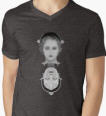 Metropolis Men's V-Neck T-Shirt