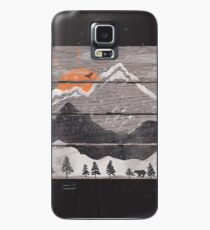 Into the Grey... Case/Skin for Samsung Galaxy