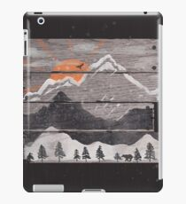 Into the Grey... iPad Case/Skin