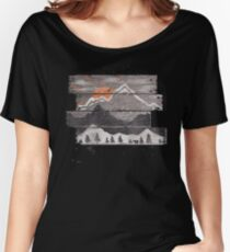 Into the Grey... Women's Relaxed Fit T-Shirt