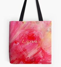 Love - Heart! Tote Bag