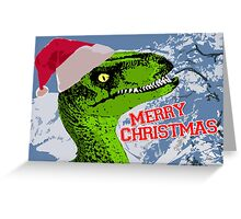 Snappy Christmas! Greeting Card