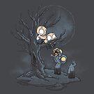 Zombie-Einfallsreichtum von dooomcat