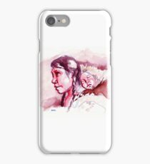 A Mother Strives iPhone Case/Skin