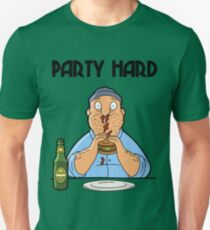 Teddy - Party Hard Unisex T-Shirt