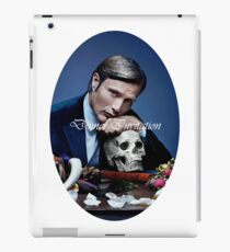 Dinner Invitation from Hannibal iPad Case/Skin