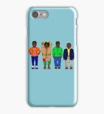 Cool Runnings to Calgary iPhone Case/Skin