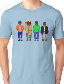 Cool Runnings to Calgary Unisex T-Shirt