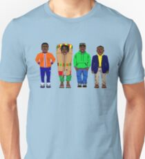 Cool Runnings to Calgary Slim Fit T-Shirt