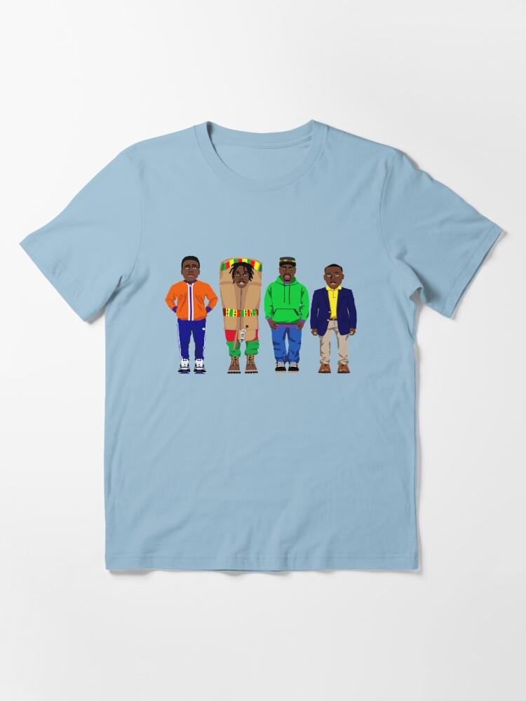 Alternative Ansicht von Coole Runnings nach Calgary Essential T-Shirt