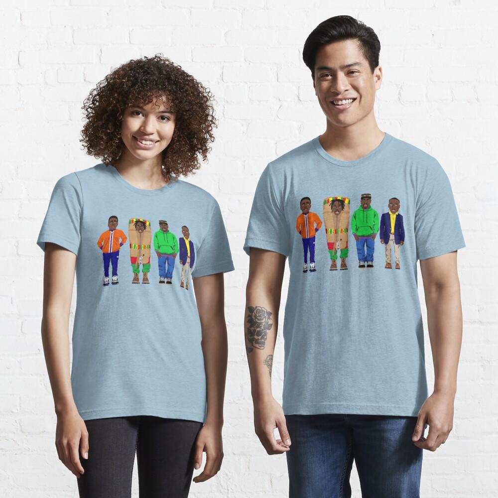 Coole Runnings nach Calgary Essential T-Shirt