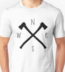 compass & axes T-Shirt