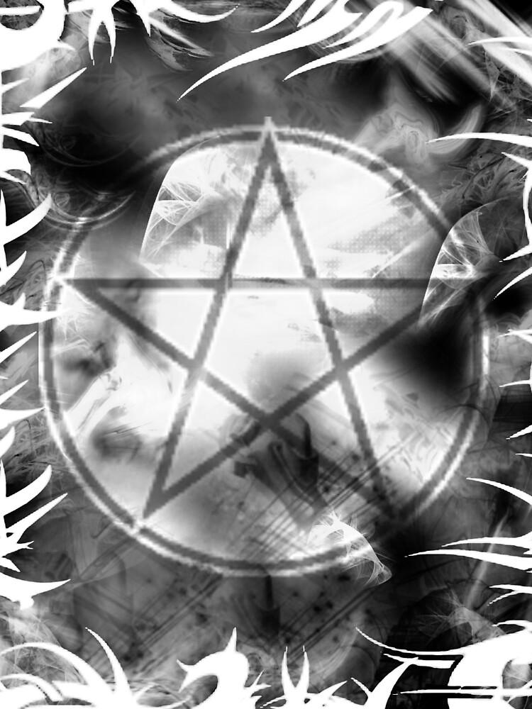 pentagram by arosha