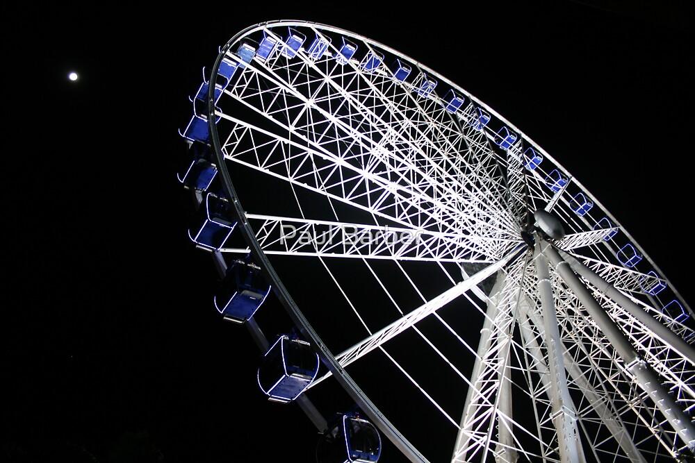 Night Ferris Wheel by Paul Barber