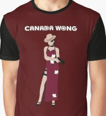 Can-Ada Wong Graphic T-Shirt