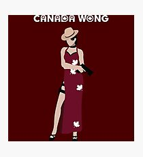 Can-Ada Wong Photographic Print