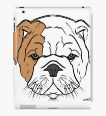 British Bulldog Puppy Design iPad Case/Skin