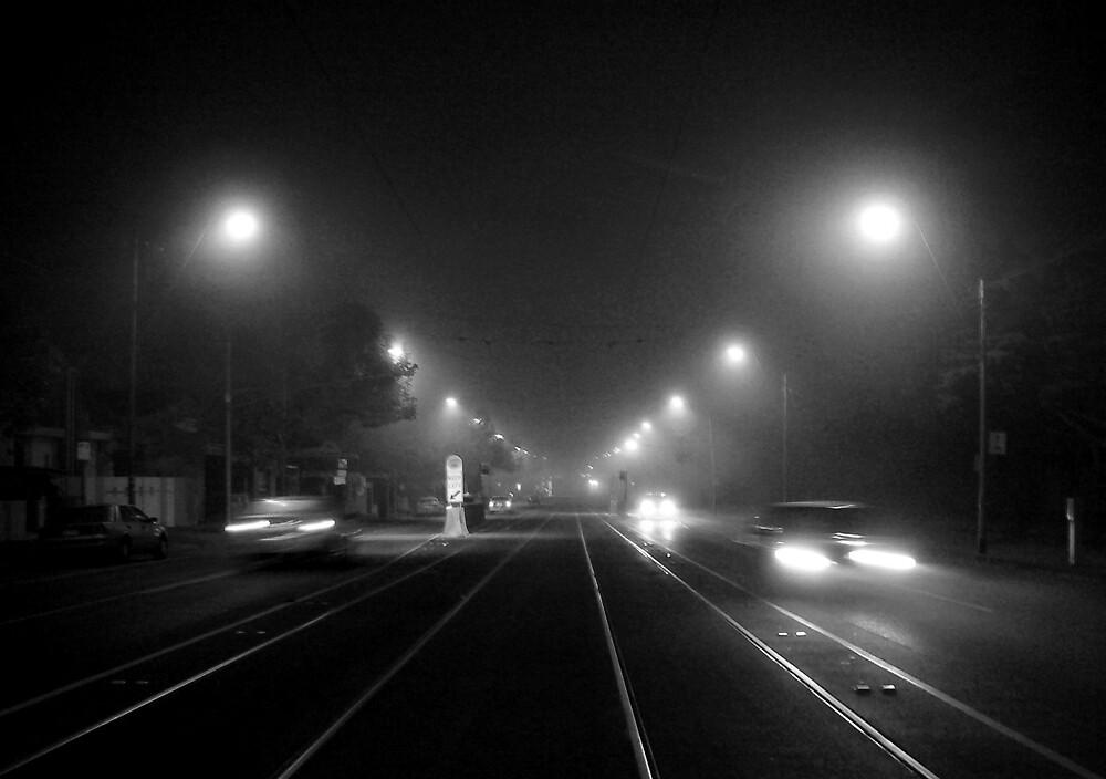 The Fog by Treegirl