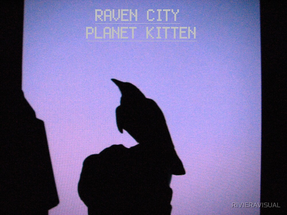 Raven City  Riviera Visual by RIVIERAVISUAL
