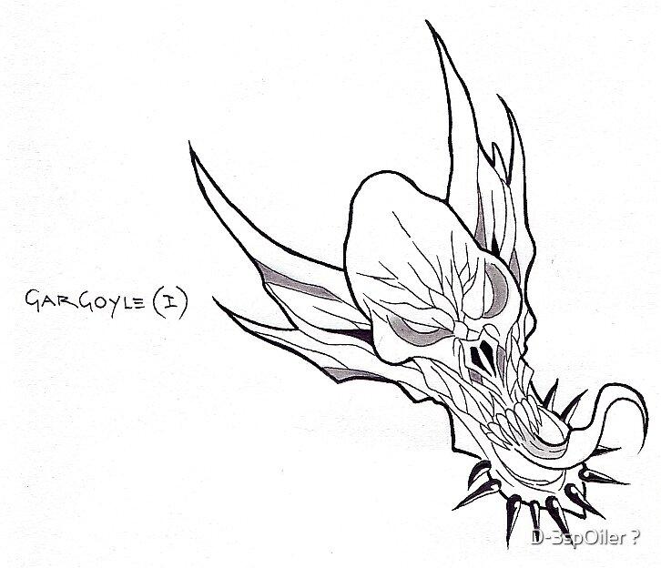 Gargoyle II by D-3spOiler ?