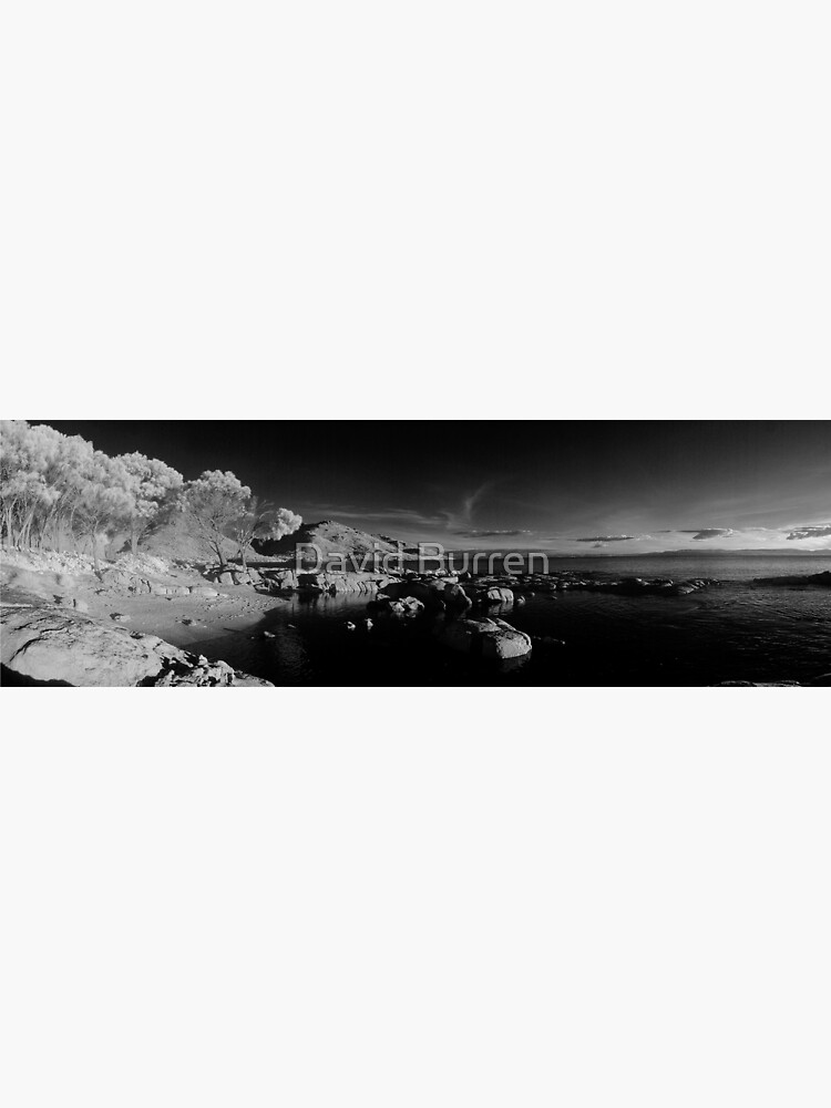 Coles Bay at dusk by DavidBurren