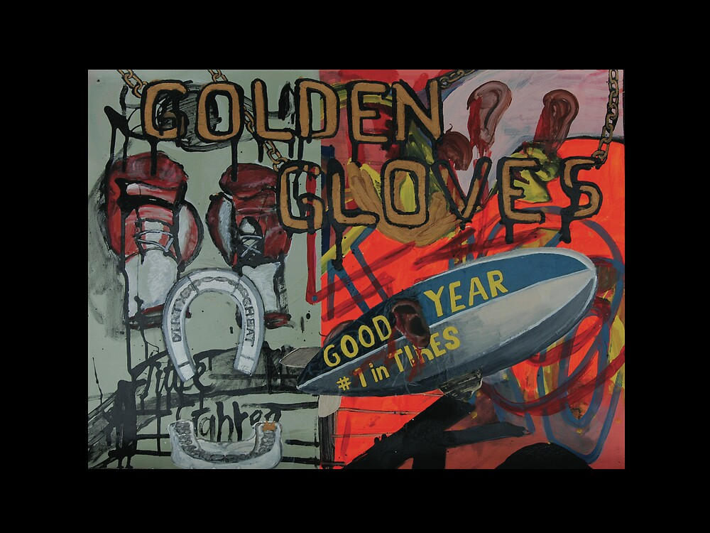 Golden Gloves by Tom Dunn