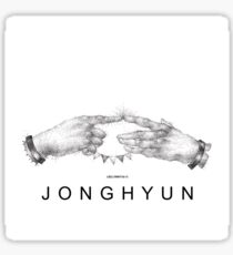 Pegatina Jonghyun