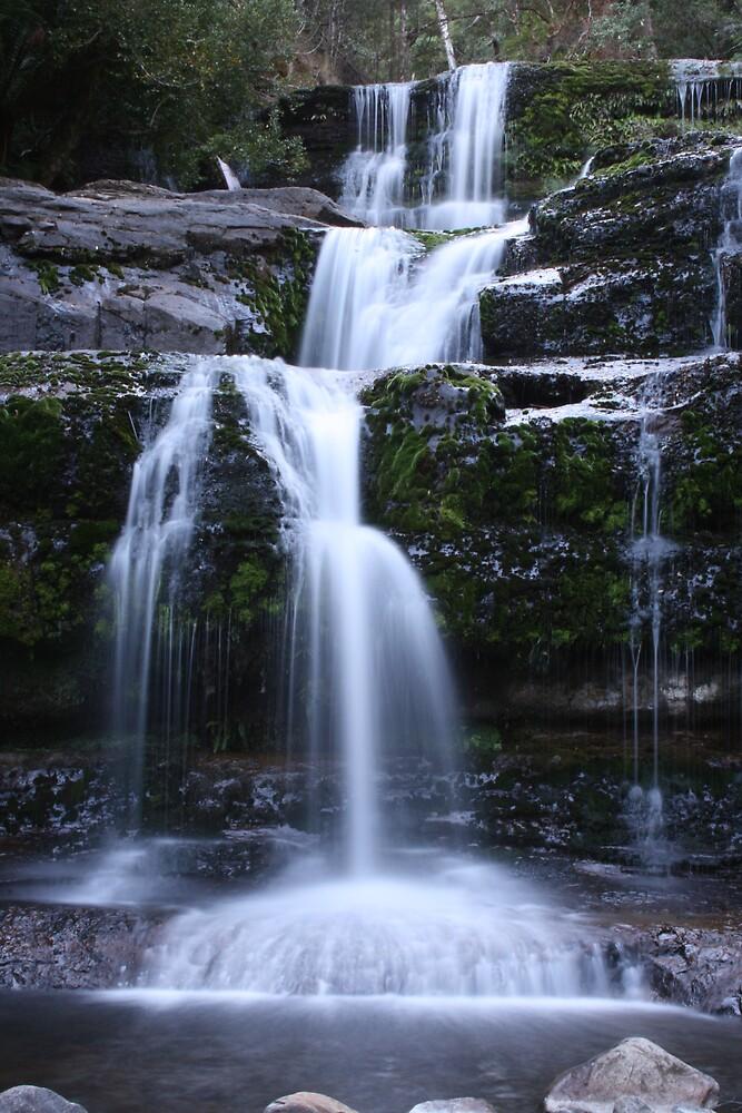 Liffey Falls by Ben Campbell