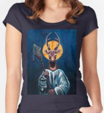 Pagan Fresco Women's Fitted Scoop T-Shirt