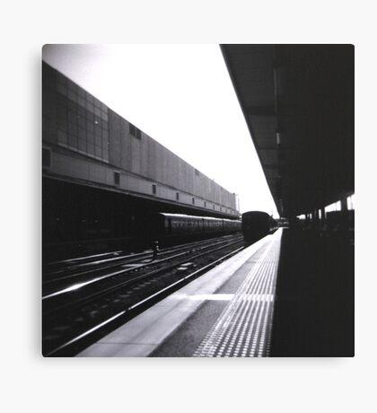 fold4 wrap5 Canvas Print
