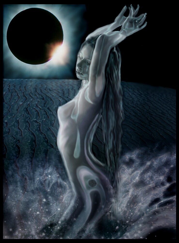 Moon Dust  by Cliff Vestergaard