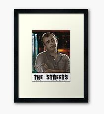THE (Coronation) STREETS Framed Print