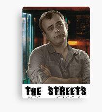 THE (Coronation) STREETS Canvas Print