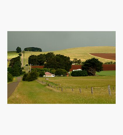 Maddens Hill Photographic Print