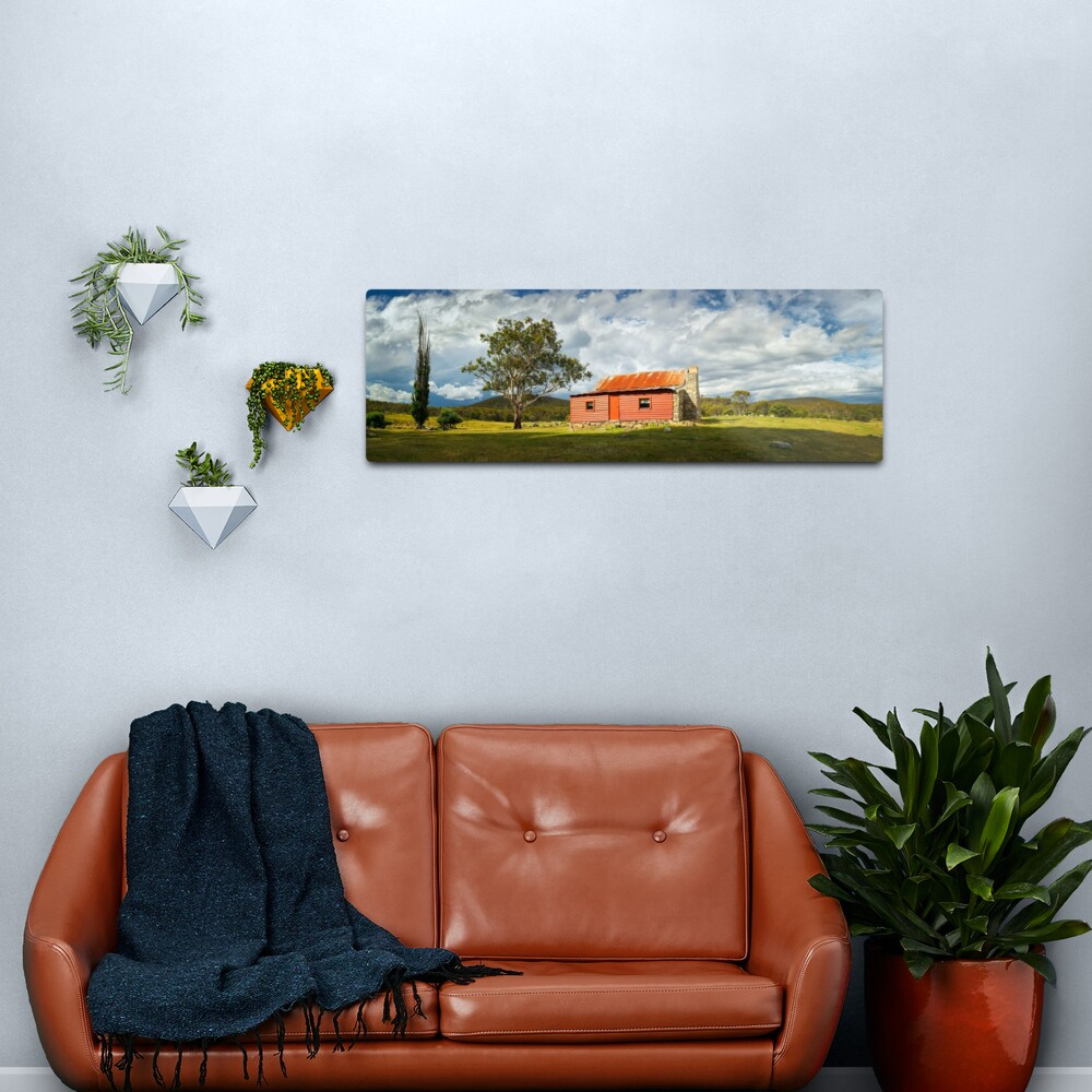 Westermans Homestead, Namadgi National Park, Australian Capital Territory Metal Print