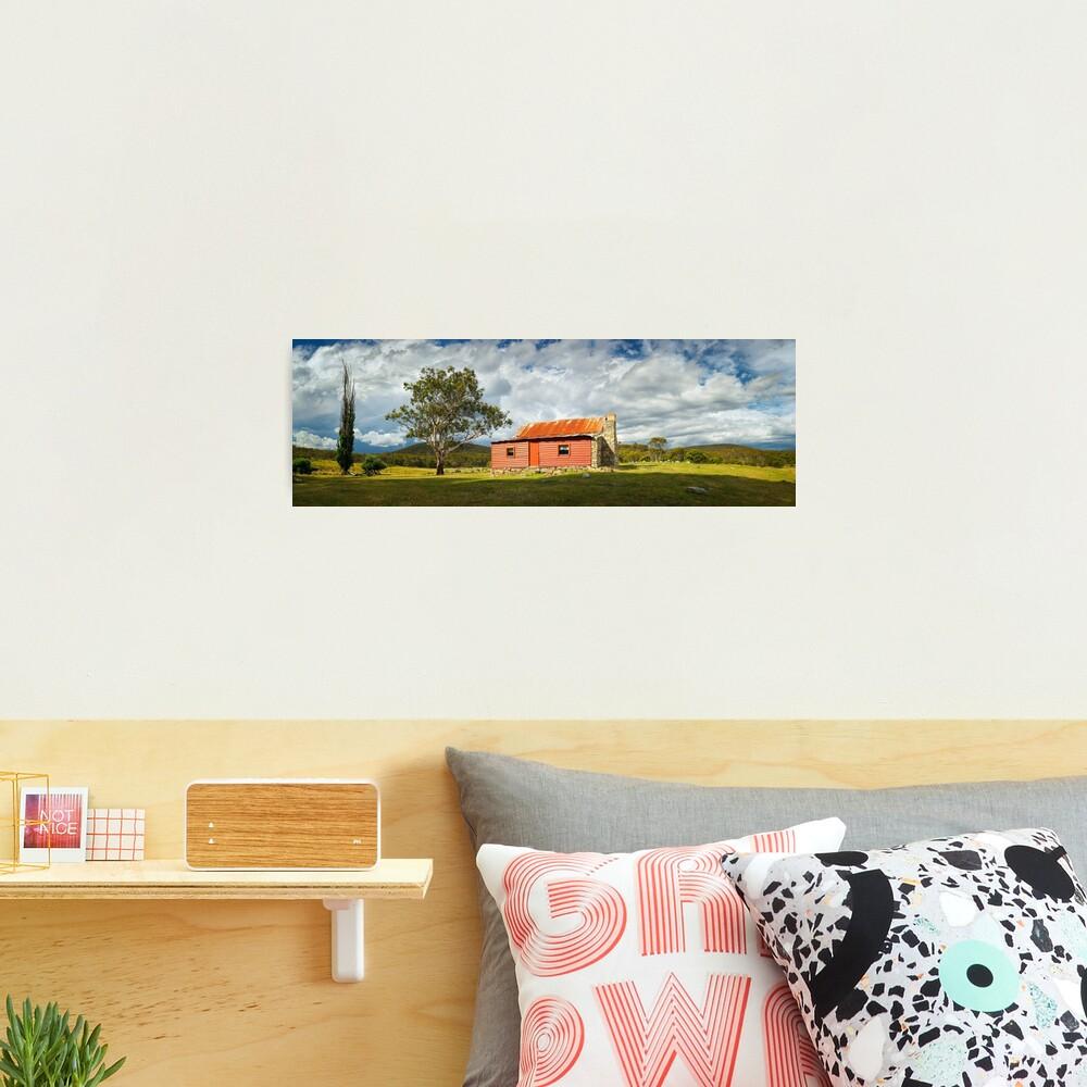 Westermans Homestead, Namadgi National Park, Australian Capital Territory Photographic Print