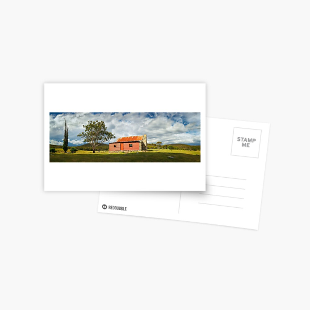 Westermans Homestead, Namadgi National Park, Australian Capital Territory Postcard