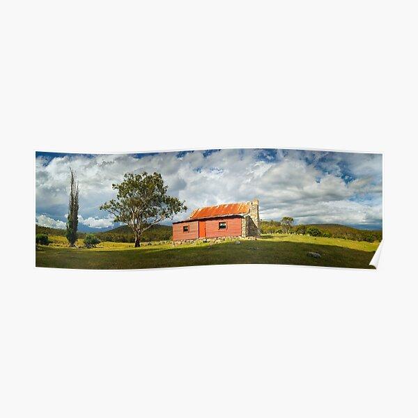 Westermans Homestead, Namadgi National Park, Australian Capital Territory Poster