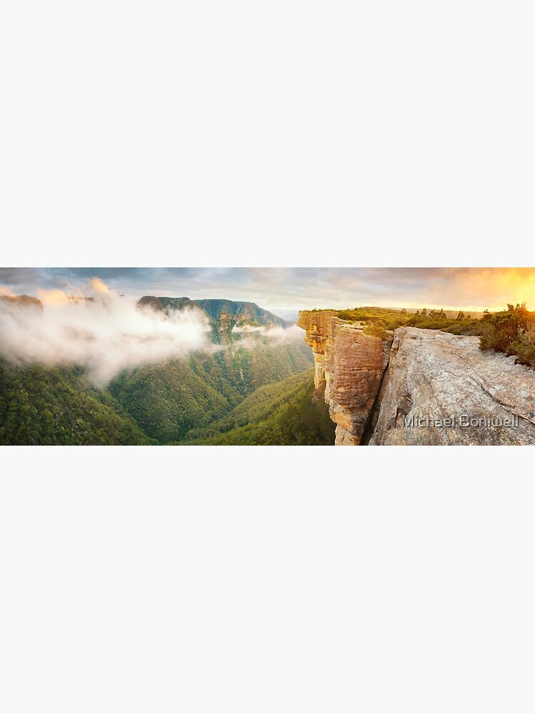Kanangra Walls, Kanangra Boyd National Park, New South Wales, Australia by Chockstone