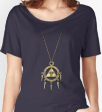 Yu-Gi-Oh! Millennium Ring Women's Relaxed Fit T-Shirt