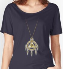 Yu-Gi-Oh! Shining Millennium Ring Women's Relaxed Fit T-Shirt