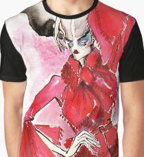Red Tassel, HOSH Graphic T-Shirt