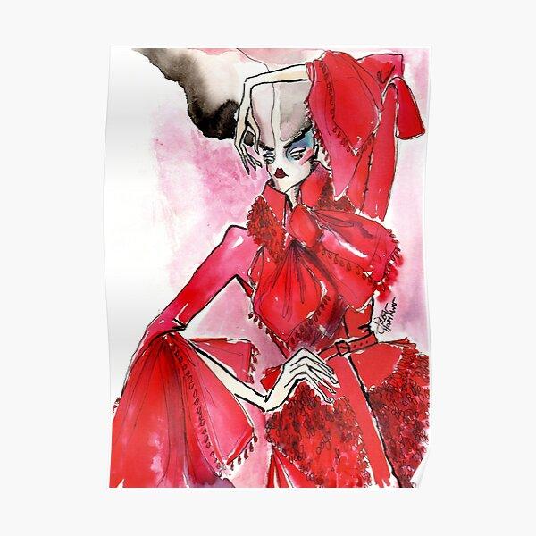 Red Tassel, HOSH Poster