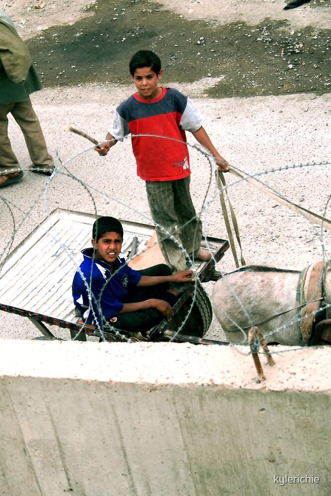 Back Alley Children by kylerichie