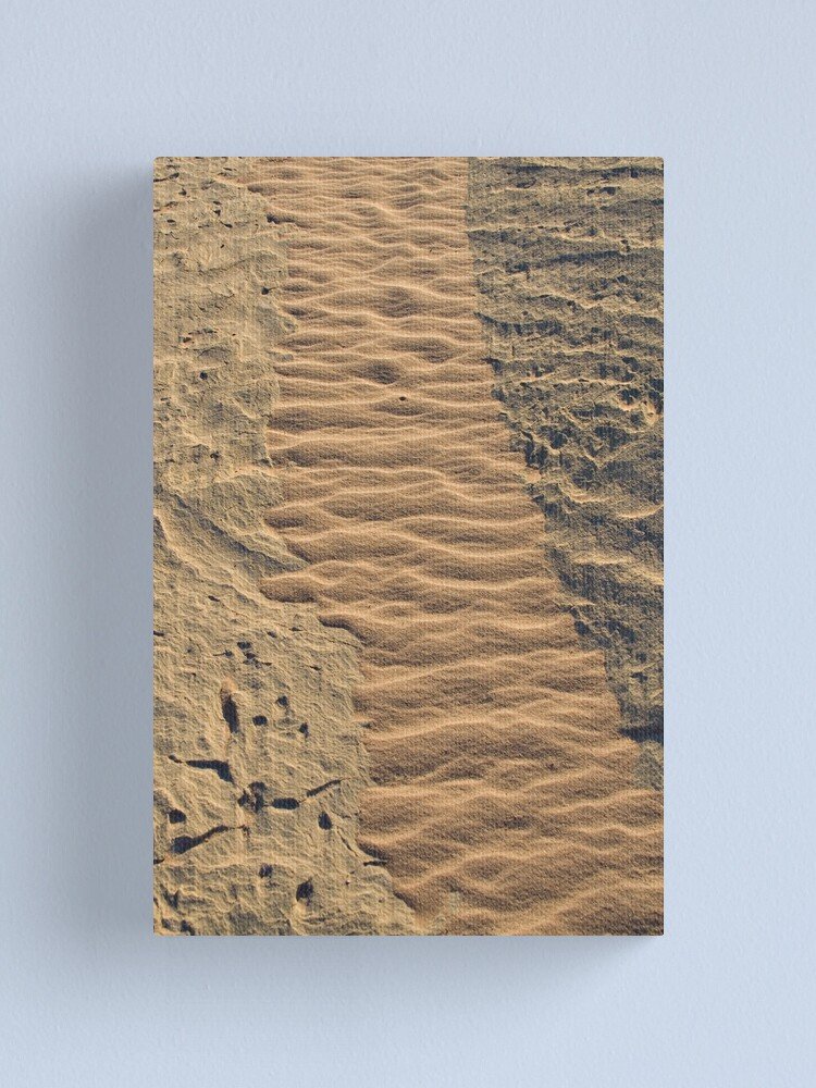 Alternate view of Mungo sands Canvas Print