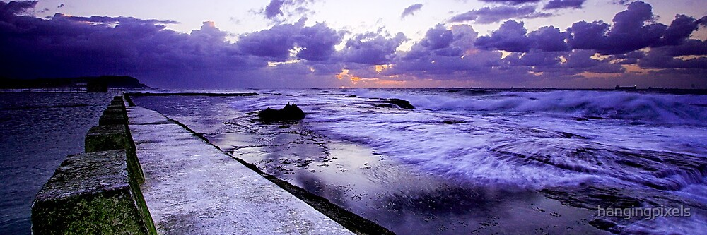 Merewether Sunrise no.2 by hangingpixels