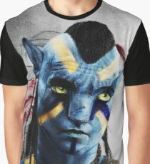 Avatar Jake Sully Graphic T-Shirt