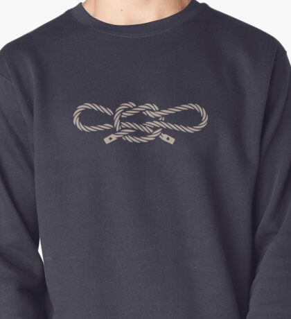 Narcos Nautical Rope Sweater Pullover