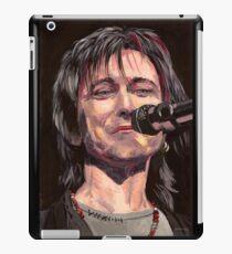 Lawrence Gowan Solo iPad Case/Skin