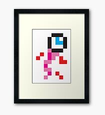 All Fun and Games Framed Print